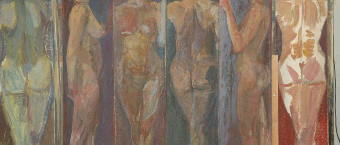 Kistenmenschen Detail