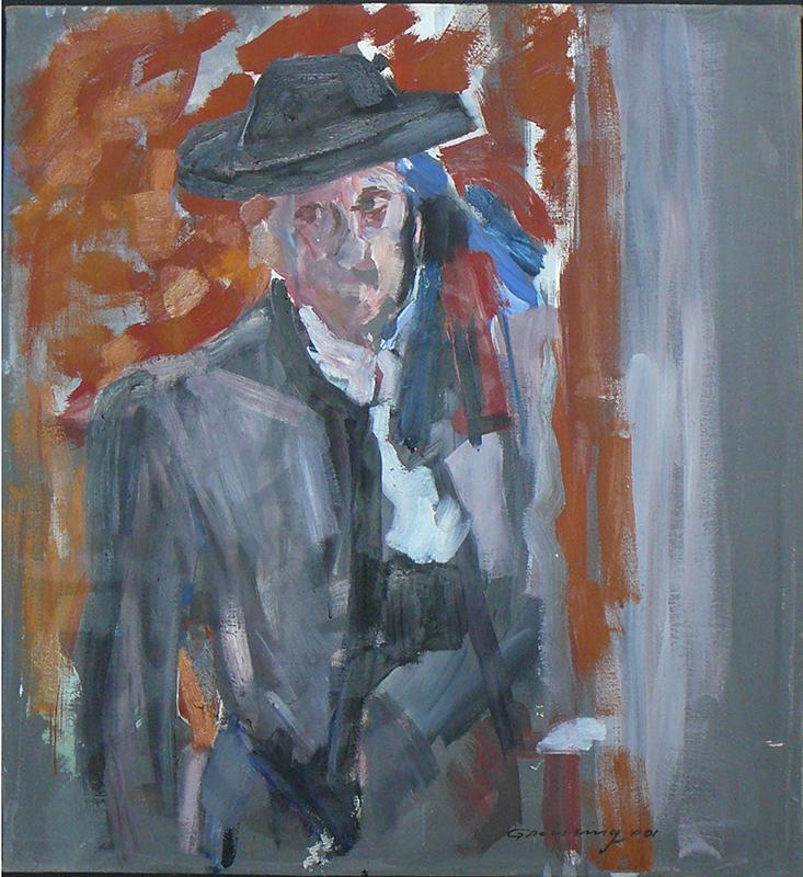 El Torero Nicola Aguileras, 2001